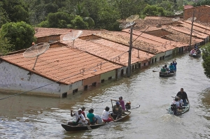 Brazil flood