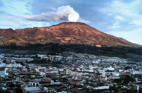 Cuarto temblor en 48 horas sacude a Pasto- Colombia
