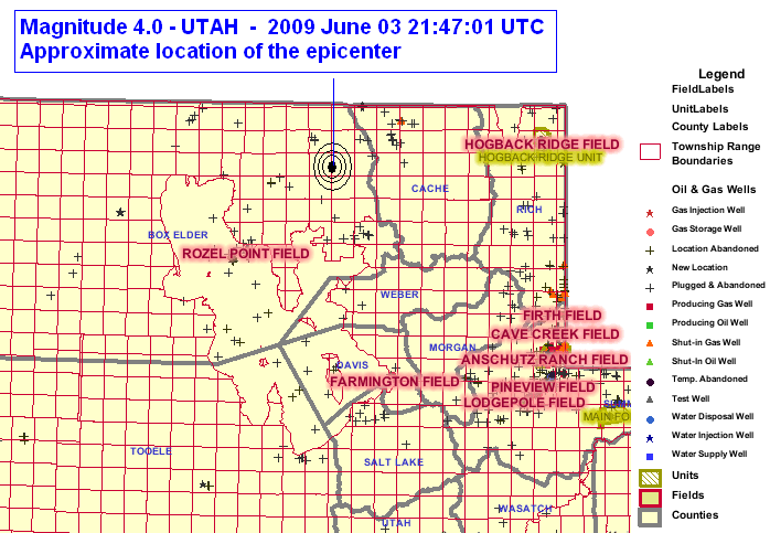 utah earthquake - uu00004030