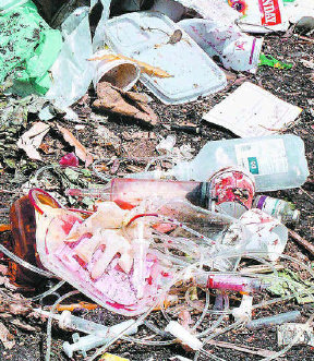 hazardous hospital waste