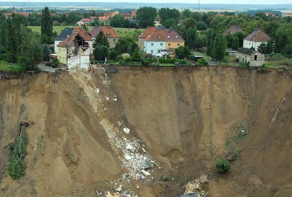 landslide germany