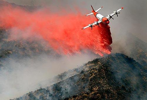 bushfire LATIMES