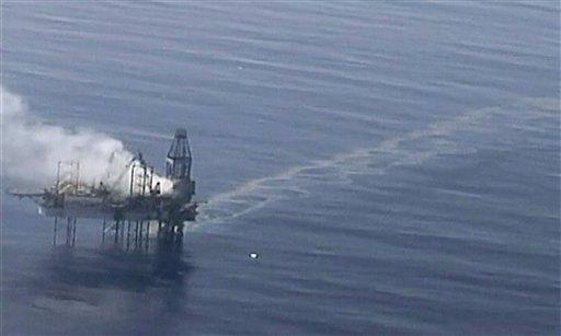 Australia Oil Spill