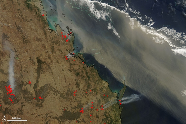 Australia fires and dust_AMO_2009270