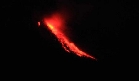 Sheveluch volcano by Yu Demyanchuk