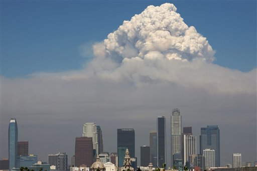 APTOPIX California Wildfires Scene