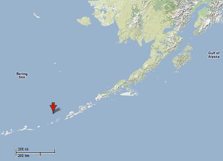 Fox Island Alaska Map.Alaska Magnitude 6 6 Quake Strikes Fox Islands Fire Earth