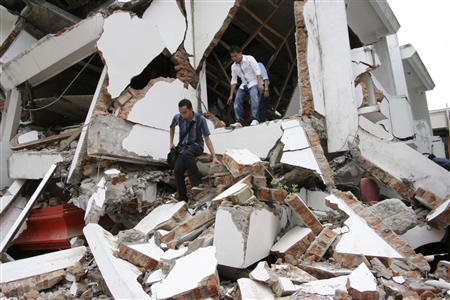 sumatra quake