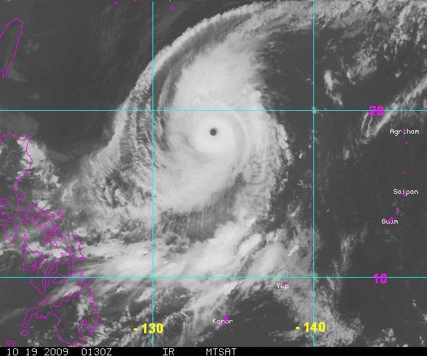 Super Typhoon Lupit