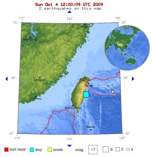 Taiwan 4-10-09