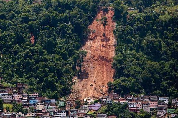 Brazil mudslides rises to