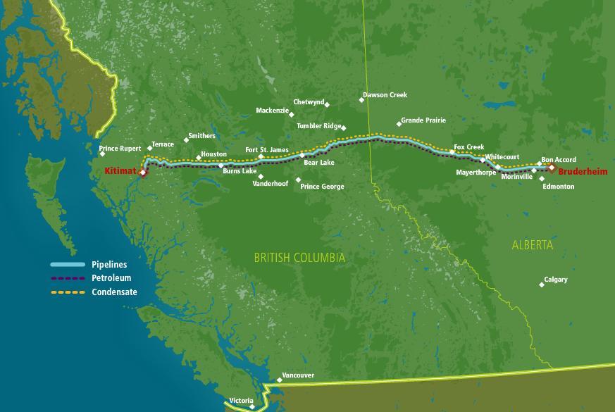 Native Groups Nix Enbridge Pipeline « Fire Earth