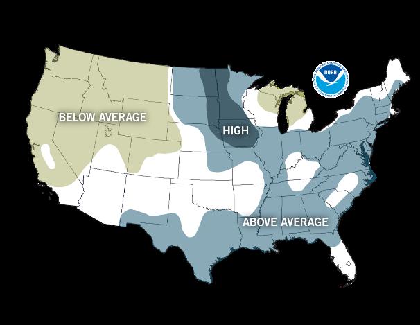 Flood Fire Earth - Us navy flood map