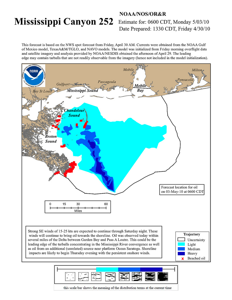 gulf of mexico oil leak « Fire Earth