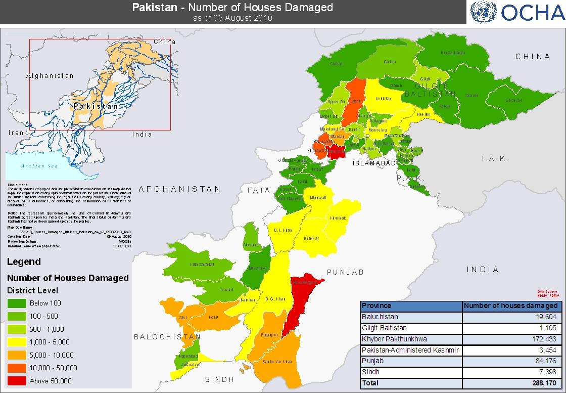 research paper on deforestation in pakistan