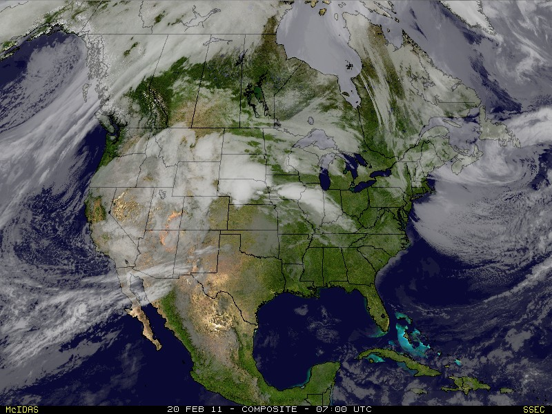 Weather Satellite Map My Blog - Us satellite weather map