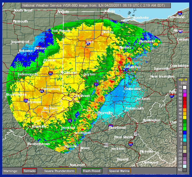 Weather Radar Map Southeast Us