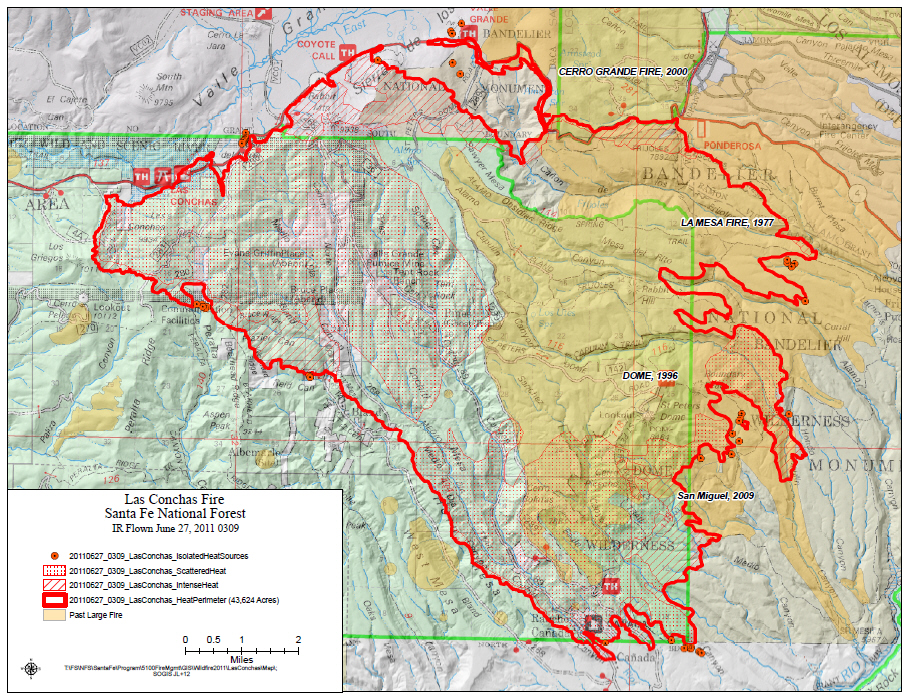 NM wildfires « Fire Earth