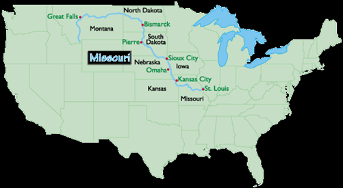 Minot Flooding Fire Earth - Rocky mountains on the us map