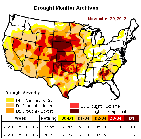 U.S. Rain Map | Fire Earth Drought Map Us on