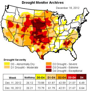 us drough map 18dec2012