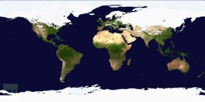 global daily snow cover-noaa