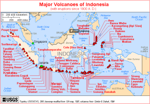 Volcanoes of Indonesia