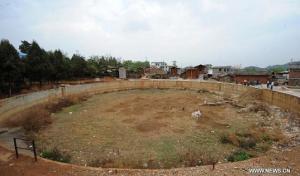 yunnan drought