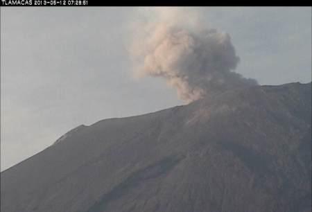 Volcán Popocatépetl- p0512135