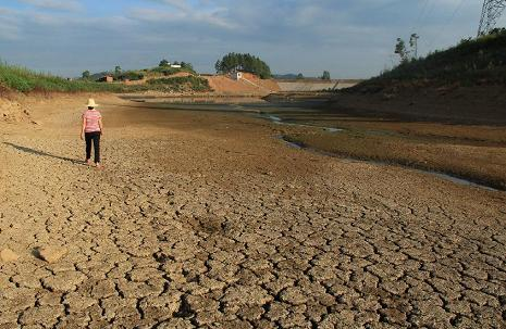 drought and HW in china  3