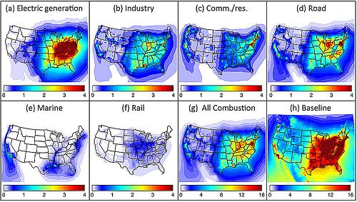 annual average conc of fine particulates - mit-s