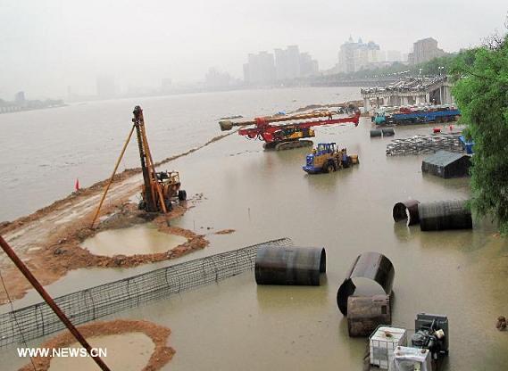 flooding in NE China 8Aug2013