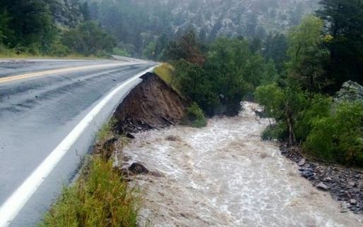 coal creek canyon - credit Jefferson County Sheriff