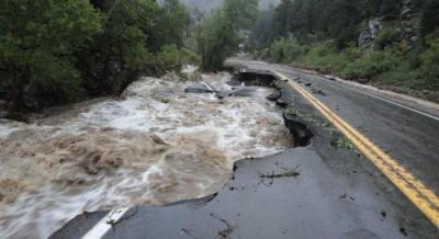 flooding in Colo