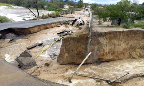 NM flooding