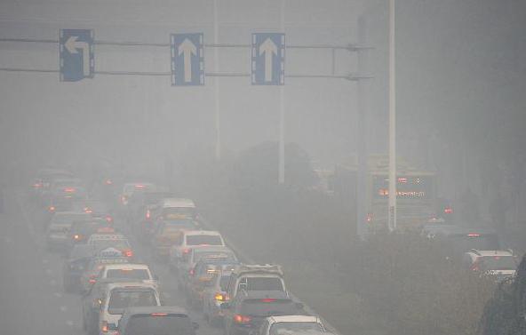 harbin smog october 2013