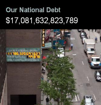 national debt clock - durst org