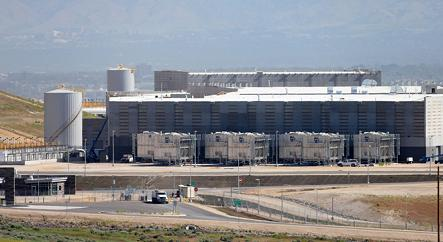 NSA new data collection center -AFP