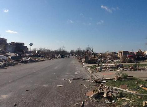 IL deadly tornadoes aftermath - natalie martinez