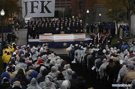 JFK assassination 50th aniversary