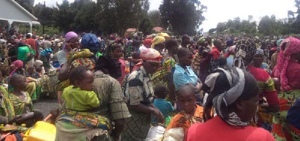 new drc arrivals in uganda--