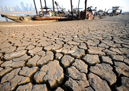severe drought in china nov 2013