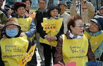surviving comfort-women - flickr image