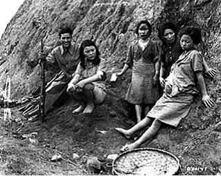 Women comfort japanese atrocities war