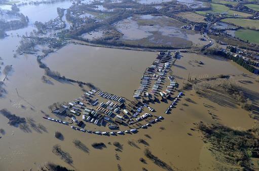NPAS Medway flooding