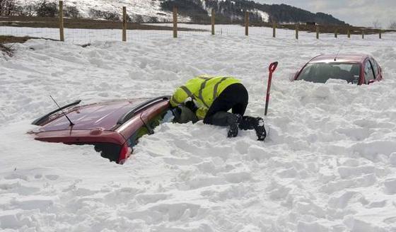 snow - britain image apex