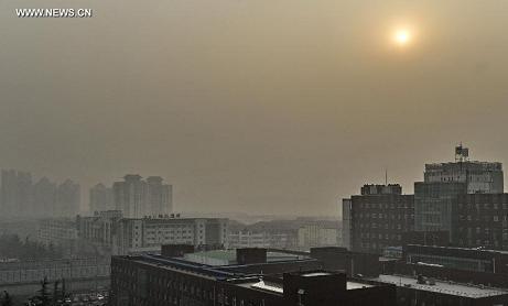 beijing smog jan2014
