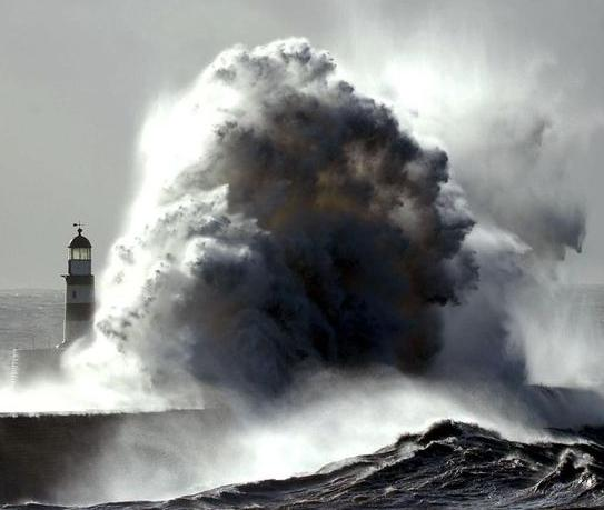 britain battered by hurricane force winds