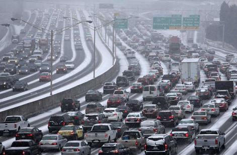 gridlock in Georgia