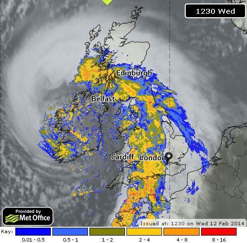 atlantic storm 1230UTC 12feb2014